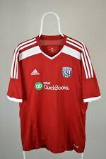 Adidas West Bromwich Albion 2014 2015 away soccer jersey football XL shirt