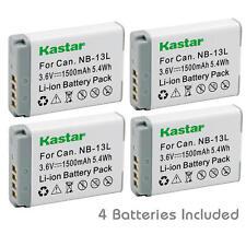 NB-13L Battery for Canon PowerShot SX620 HS, SX720 HS, SX730 HS, G1 X Mark III