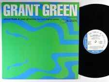 GRANT GREEN Street Funk & Jazz Grooves 2xLP on Blue Note NM/VG++