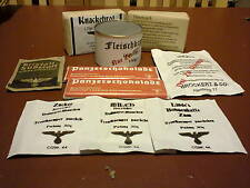 WW2 USEABLE GERMAN EISERNE MEAL AND RATION BOX (REPRO) SOLD FOR DISPLAY