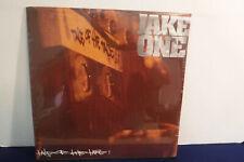 Jake One, Tale Of The Tape, Liquor Barrel Records LI040201-1,2003 SEALED Hip Hop