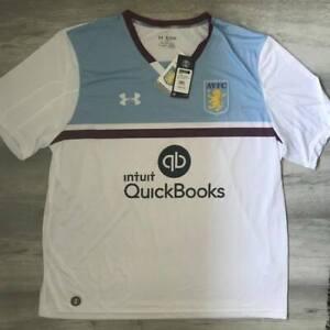 Aston Villa away Shirt 2016/2017 (Brand New With Tags!)