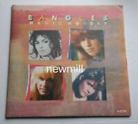 "Bangles 7"" vinyl singel Prince 1985 Manic Monday poster sleeve rare"