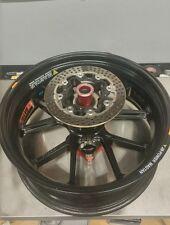 """Suzuki GSXR 750/1000 XRO XRC XRF JB Magtan Magnesium 16.5"""" Wheels Endurance"""