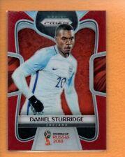 Daniel Sturridge 2018 PANINI PRIZM WORLD CUP RED PRIZMS #68 /149 England