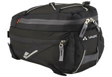 Vaude Silkroad Bike, e-bike, cycle  Rack Luggage Bag - Black, Large 11 litre