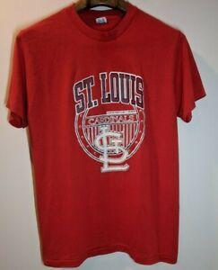 Vintage 80s Champion St. Louis Cardinals Baseball MLB T-Shirt Size - X-Large