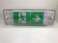 TOP-LITE Emergency Bulkhead Light Maintained Model LFAC502E