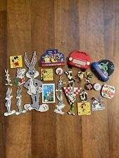 New listing Looney Tunes Bugs Bunny Diner Magnet Charlie Brown Bugs Bunny Taz mixed Lot