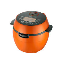 Cuchen CJE-A0302 Korea Economy Rice Cooker Auto steam cleaning Compact 3.5 Cups