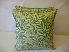 1 NEW CUSHION COVER MADE IN MORRIS & CO WILLOW BOUGHS