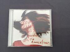 CD SOPHIE ELLIS BEXTOR - Murder on the dancefloor