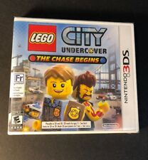 LEGO City Undercover The Chase Begins [ First Print ] (3DS) NEW