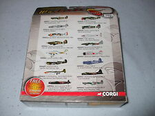CORGI-WB99617-SUPERMARINE SPITFIRE