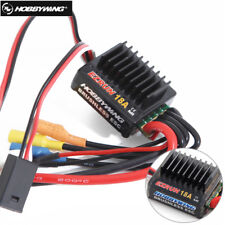 HobbyWing 18A ESC 1/18th Scale EZRUN-18A-SL Brushless Motor Speed Controller