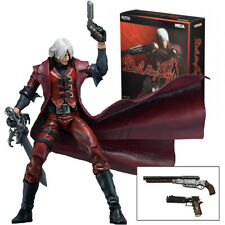 """NECA Devil May Cry Dante Ultimate 7"""" Action Figure 1:12 Game Collection Doll New"""