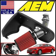 AEM Induction Cold Air Intake System fits 2016-2018 Chevrolet Malibu 1.5L L4