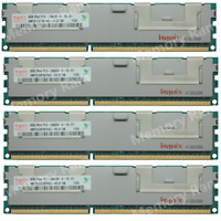 Hynix 32GB 4X 8GB DELL POWEREDGE R320 R420 R520 R610 R620 R710 R820 Memory Ram