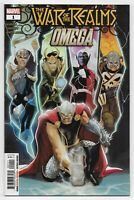 War of the Realms Omega 1 1st Jane Foster Valkyrie Jason Aaron Ron Garney Cover