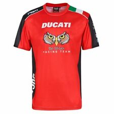 2019 Official PBM Be Wiser Ducati Team T shirt SUPERBIKES MOTORCYCLE ADULT L NEW