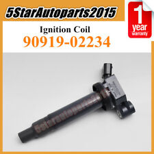Ignition Coil 90919-02234 for Toyota Avalon Camry Highlander Lexus ES/RX300 3.0L