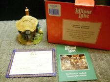 Lilliput Lane Walton Lodge English Collection South East 1997 Nib & Deeds L2044