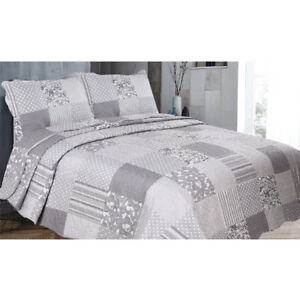 Ariana Quilted Patchwork Bedspread