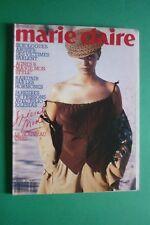 MARIE CLAIRE FEVRIER 462/1991 JULIO IGLESIAS FRANCOIS DECONINCK AGNES B. MODE
