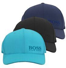 Hugo Boss respirável Sport sólido Chapéu de beisebol Snapback Cap 50418770