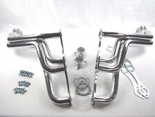 SBC Chevy 283-350 1935-1948 Fat Fenderwell Headers Ceramic BPH-1014H