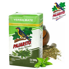500g YERBA MATE PAJARITO HERBAL with Pepermint  TEA Energy Boost Weight Loss