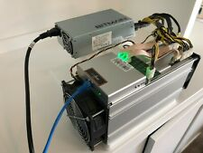 Bitmain Antminer S9i 14.5TH/s with APW3++ PSU - Braiins Firmware - !Bitcoin ASIC