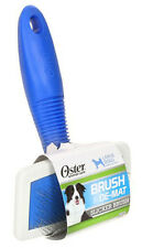 Oster Pet/Dog Grooming Slicker Brush,De-Mat Comb for All Coats,Large Dogs,New