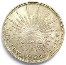 [R34] Peso 1898, Mexico