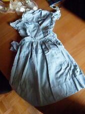 Oilily  BaumwollKleid  Kleid blau weiß kariert Gr. 104 Boutique