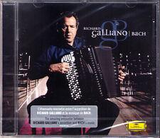 Richard GALLIANO: BACH Accordion Concerto Air Siciliano Bandoneon Badinerie CD