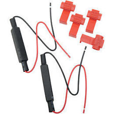LED Motorcycle Turn Signal Inline Load Resistors Free Shipping