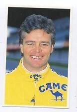 Scarce Trade Card of Derek Warwick, Formula 1 1991 Series 2