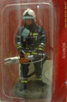 BOM115 - POMPIER TENUE DE FEU BELGIQUE 2003  - DEL PRADO
