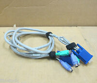 HP - KVM 6ft Cable Assembly - 224386-002