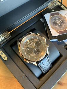 Citizen Gold Limited Edition Caliber 2100 Alarm Chronograph #147