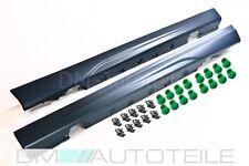 BMW 3er e46 minigonne Set Sport Limo Touring + ACCESSORI PER M Pacchetto II + ABE *
