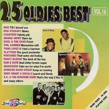 25 vecchie canzoni Best 16 KC/Sunshine Band, Sam/Dave, Spencer Davis Group, PLA [CD ALBUM]