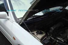 Mitsubishi Evolution EVO 1 2 3 CD9A CE9A Black Damper Kit for Carbon Fiber Hood