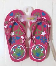 9e8b3eece2f6 Capelli New York Flip Flops Sandals 1 - 2 Youth Girls Pink 1 2
