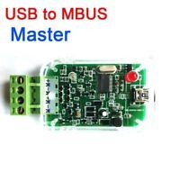 USB to MBUS Master Converter Communication debug Module 10 loads F
