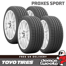 4 x 225/55/17 101Y XL Toyo Proxes Sport Performance Road Car Tyres - 2255517