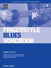 Fingerstyle Blues Songbook - Learn to Play Country Blues Ragtime Blues 000695793
