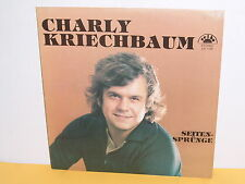 LP - CHARLY KRIECHBAUM - SEITENSPRÜNGE