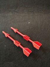 Gi joe Skystriker Front missile set Night force Funskool custom part